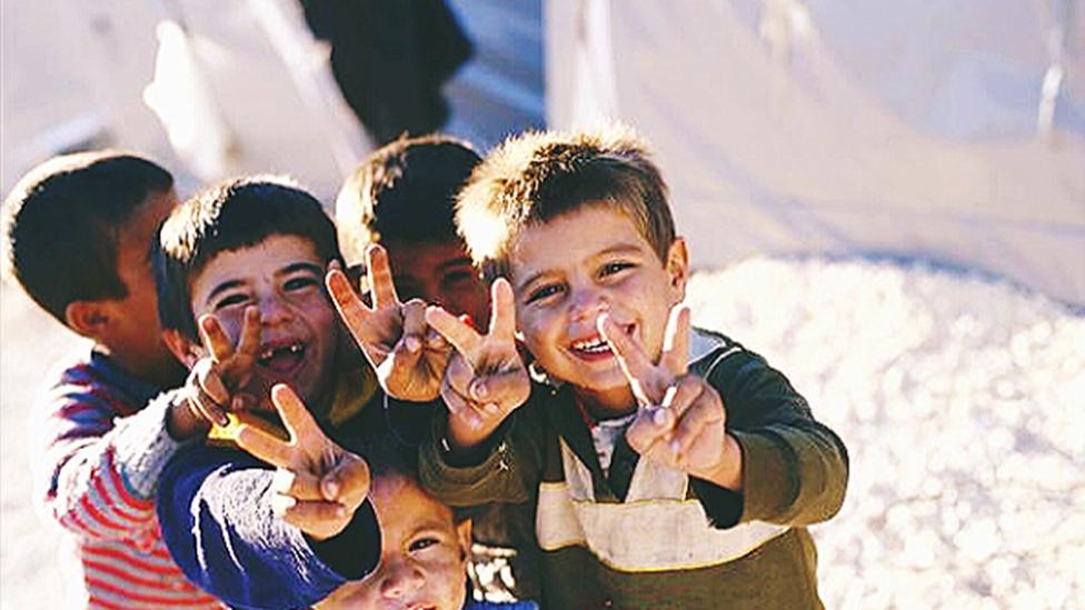 Accenture Volunteers Trip to Turkey | Human Care Syria